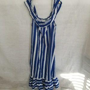 1970s DavidBrian for I. Magnin & Co Dress